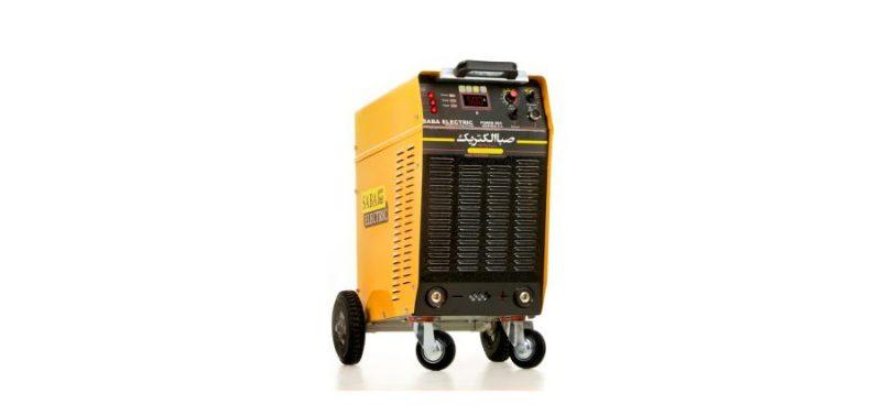 1دستگاه جوش اینورتر 500 آمپر صبا الکتریک مدل POWER-REC-SERIES 5.0 G CELL