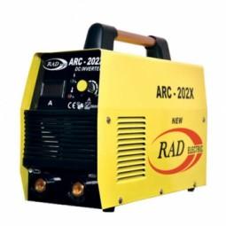 اینورتر راد (جوش الکترود دستی) 200 آمپر ARC-202X