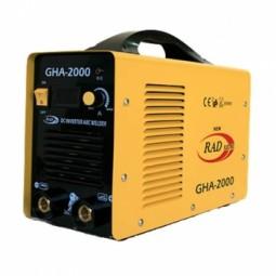 اینورتر راد (دستگاه الکترود دستی) 200 آمپر GHA2000