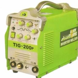 اینورتر 200 آمپر ایران ترانس قابلیت جوشکاری آرگون TIG 200 P