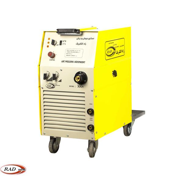 دستگاه جوش CO2 تکفاز ترانسی مدل MIG 300 S