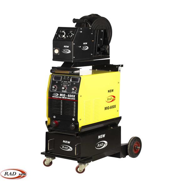 دستگاه جوش CO2 سه فاز مدل MIG 600 X