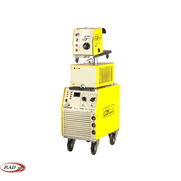 دستگاه جوش CO2 سه فاز مدل MIG 603 W (آب خنک)