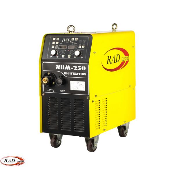 دستگاه جوش CO2 تکفاز مدل NBM 250 P