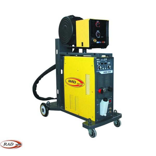 دستگاه جوش CO2 سه فاز مدل NBM 500 P