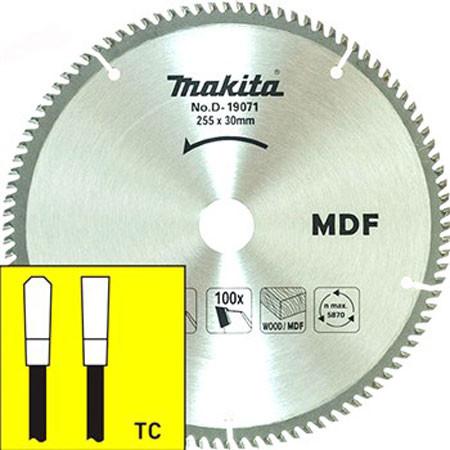 تیغ اره دیسکی چوب مدل D-19071 ماکیتا