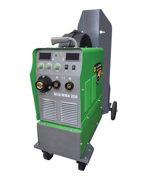 دستگاه جوش اينورتر ميگ مگ و الكترود    MIG250IGBT