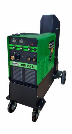 دستگاه جوش اينورتر ميگ مگ و الكترود(تکفاز)  MIG250SP