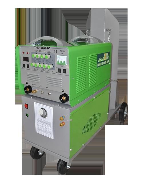 دستگاه جوش اينورتر تيگ پالسي - غیرديجيتال(آنالوگ)  TIG315PACDC NON-DIGITAL(ANALOG)