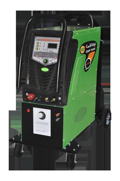 دستگاه جوش اينورتر تيگ پالسي - ديجيتال  TIG400PACDC  Digital